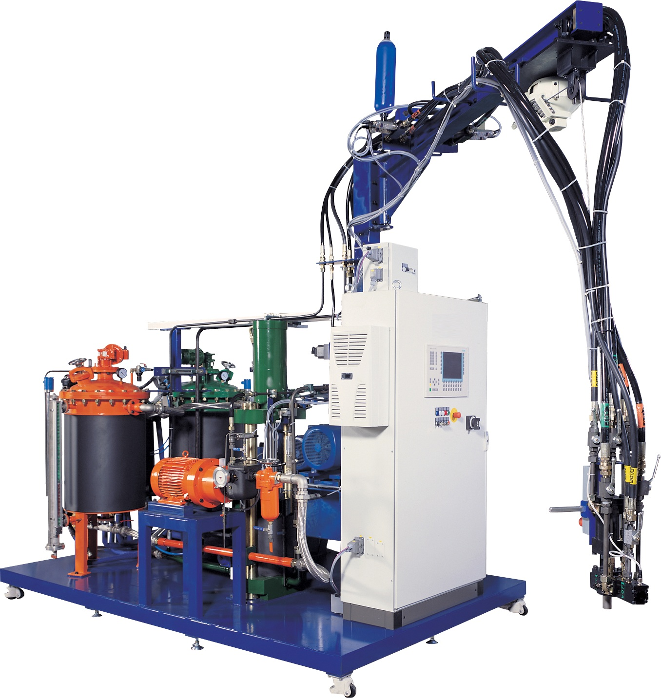 Polyurethane Foaming Machine 1